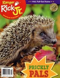 Ranger Rick Jr   10/2019 Cover