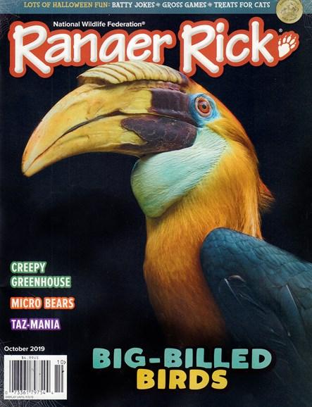 Ranger Rick Cover - 10/1/2019