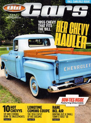 Old Cars Weekly Magazine | 9/26/2019 Cover