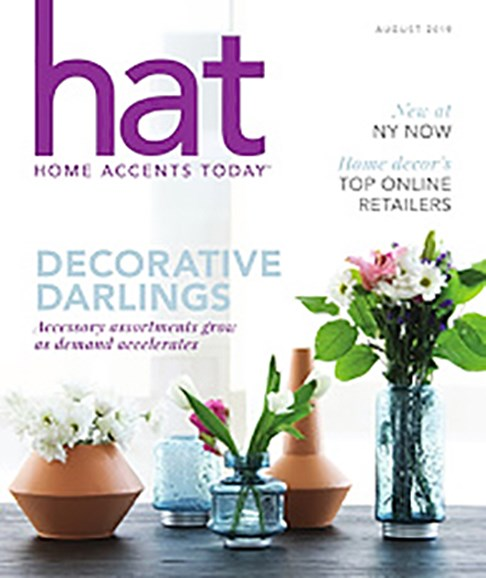 Home Accents Today Cover - 8/1/2019