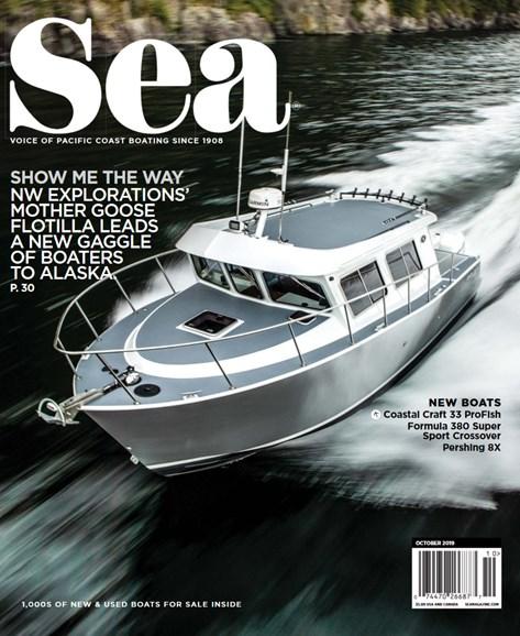 Sea Magazine Cover - 10/1/2019