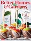 Better Homes & Gardens Magazine | 10/1/2019 Cover