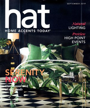 Home Accents Today Magazine | 9/2019 Cover