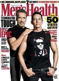 Men's Health Magazine | 10/2019 Cover