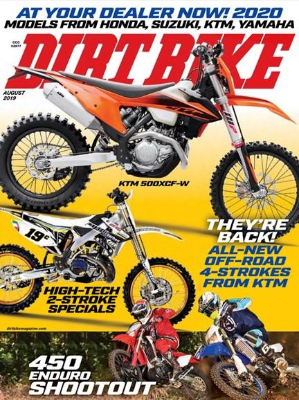 Dirt Bike Cover - 8/1/2019