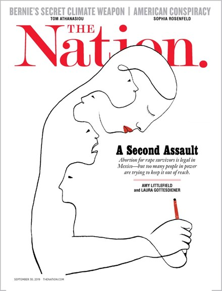 The Nation Cover - 9/30/2019