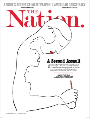 The Nation Magazine | 9/30/2019 Cover