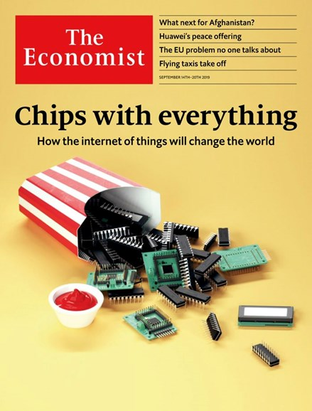 The Economist Cover - 9/14/2019