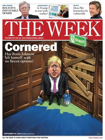 The Week Cover - 9/20/2019