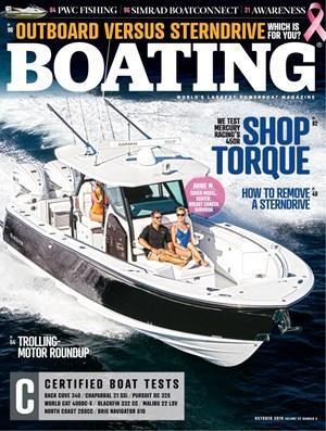 Boating Magazine | 10/2019 Cover