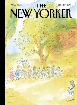 The New Yorker | 9/23/2019 Cover