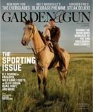 Garden & Gun Magazine 10/1/2019