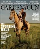Garden & Gun Magazine   10/2019 Cover