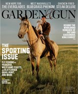 Garden & Gun | 10/2019 Cover