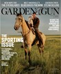 Garden & Gun Magazine | 10/2019 Cover