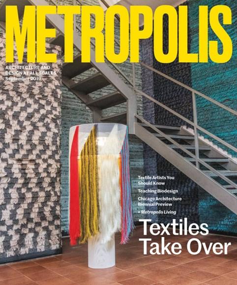 Metropolis Cover - 9/1/2019