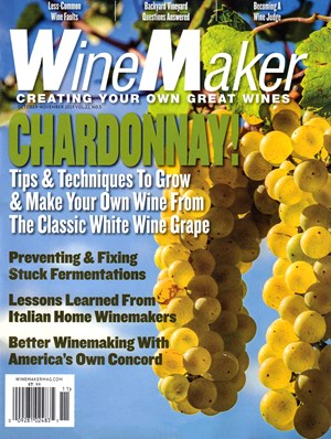 Winemaker | 10/2019 Cover