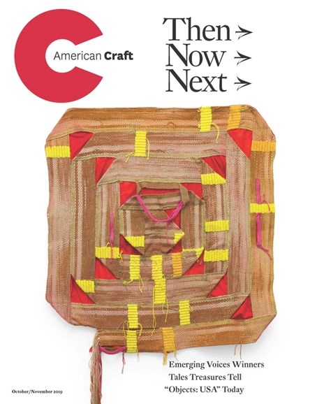 American Craft Cover - 10/1/2019