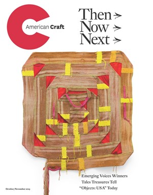 American Craft Magazine | 10/2019 Cover
