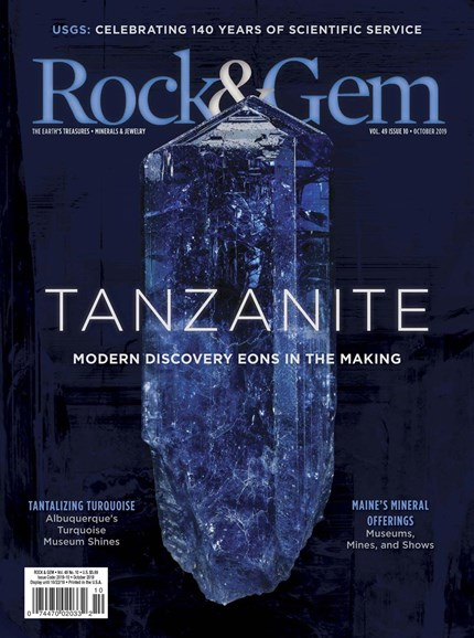 Rock & Gem Cover - 10/1/2019