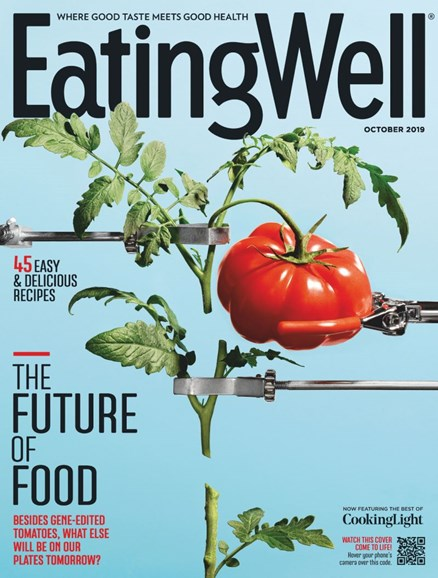 EatingWell Cover - 10/1/2019