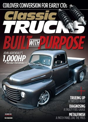 Classic Trucks Magazine | 12/2019 Cover