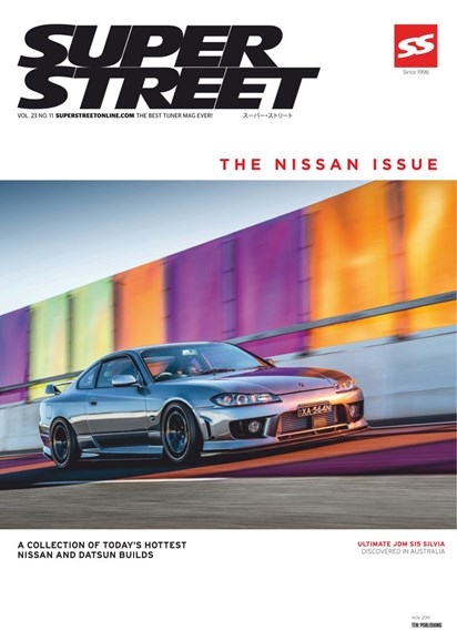 Super Street Cover - 11/1/2019