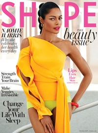 Shape Magazine | 10/1/2019 Cover