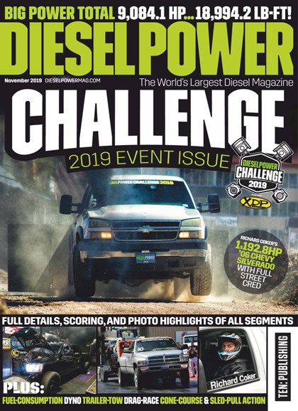 Diesel Power Cover - 11/1/2019