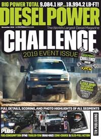 Diesel Power Magazine | 11/2019 Cover
