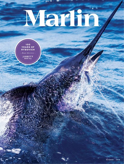 Marlin Cover - 10/1/2019