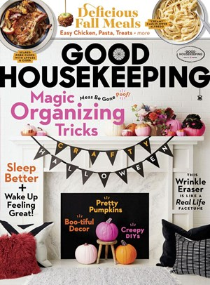 Good Housekeeping Magazine | 10/2019 Cover