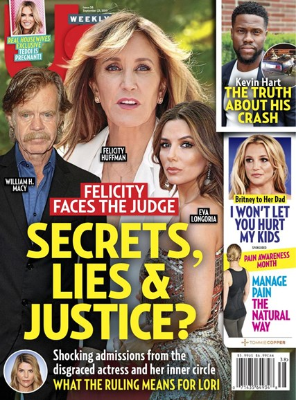 Us Weekly Cover - 9/23/2019