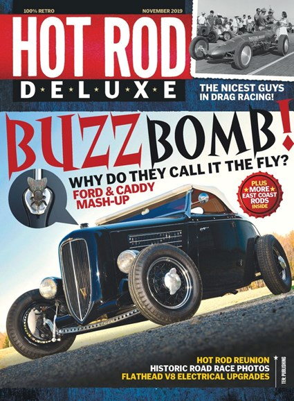 Hot Rod Deluxe Cover - 11/1/2019