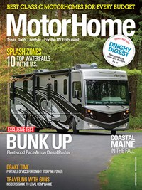 MotorHome Magazine | 9/2019 Cover