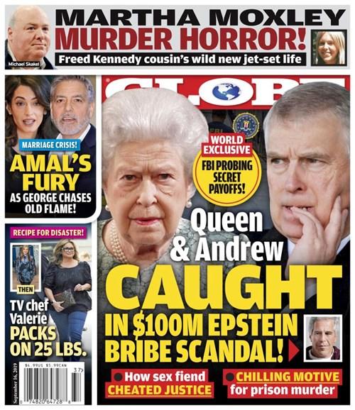 Globe Cover - 9/16/2019
