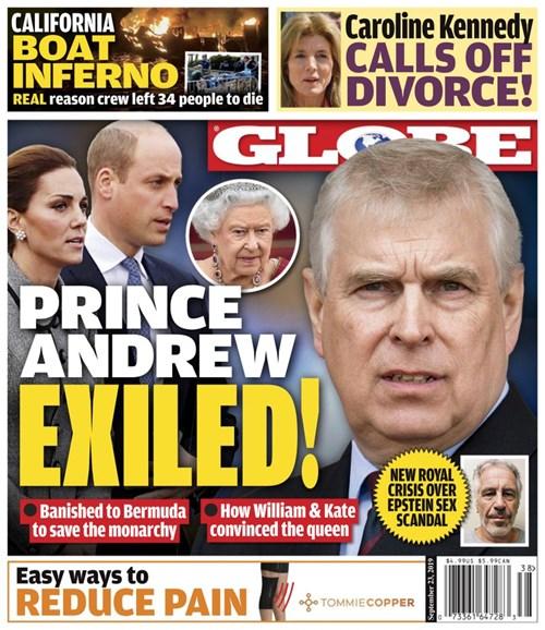 Globe Cover - 9/23/2019