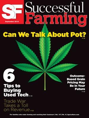 Successful Farming Magazine | 9/1/2019 Cover