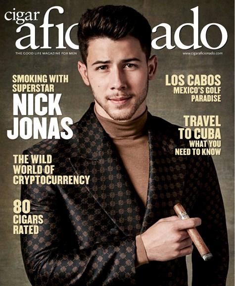 Cigar Aficionado Cover - 9/1/2019
