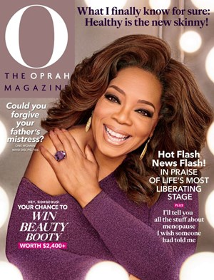O The Oprah Magazine | 10/2019 Cover