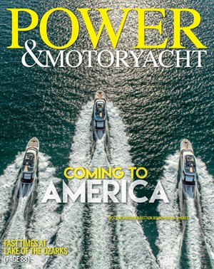 Power & Motoryacht Magazine | 10/2019 Cover