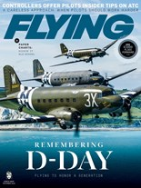 Flying | 10/2019 Cover