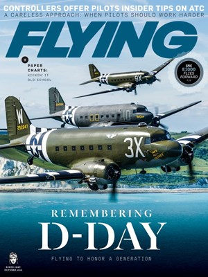 Flying Magazine | 10/2019 Cover
