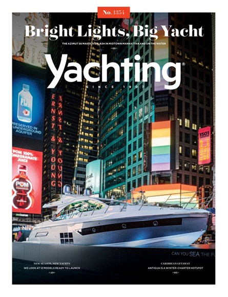 Yachting Cover - 10/1/2019