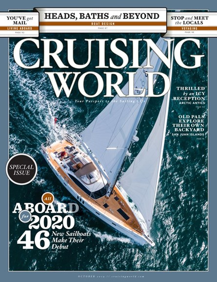 Cruising World Cover - 10/1/2019