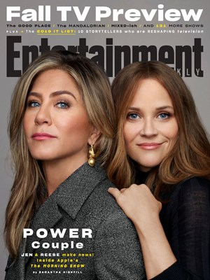Entertainment Weekly Magazine | 10/1/2019 Cover