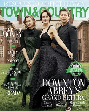 Town & Country Magazine | 10/2019 Cover
