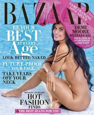 Harper's Bazaar Magazine | 10/2019 Cover