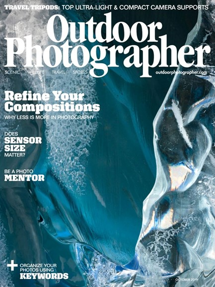 Outdoor Photographer Cover - 10/1/2019