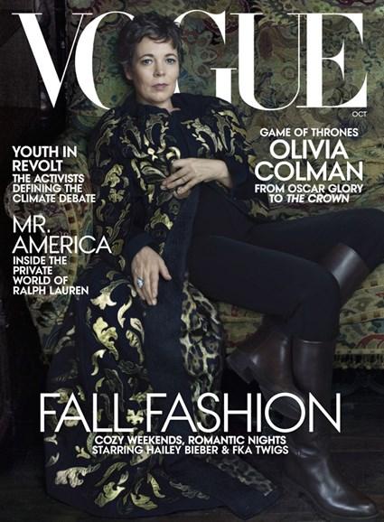 Vogue Cover - 10/1/2019